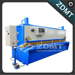 Hydraulic Shearing Machine CNC E200s pictures & photos