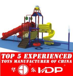 Children Plastic Playground Flooring Equipment (HD14-126B) pictures & photos