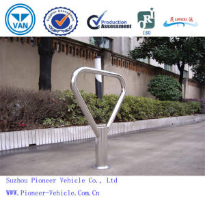 Bollard Style Bike Rack/Bike Stand with Stainless Steel pictures & photos