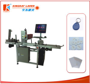 Smart Card Production Line CO2 Laser Marking Machine