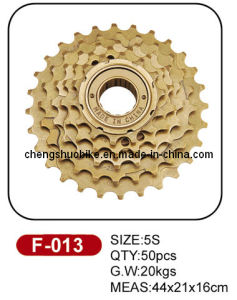 5 Speed Freewheel (F-013) of High Quality pictures & photos