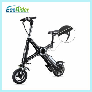 Foldable Aluminum Alloy Electric Mobility Scooter with Certificates pictures & photos