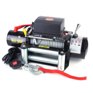 Electric Winch 10000lb pictures & photos
