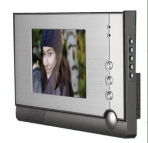 7 Inches Hands Free 4 Wires Video Doorphone pictures & photos