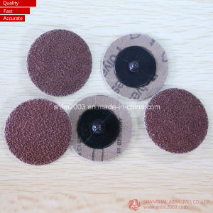 Aluminum Oxide Roloc Discs for Metal and Wood (professional manufacturer) pictures & photos