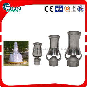 Different Style and Size Stainless Steel Fountain Nozzle pictures & photos