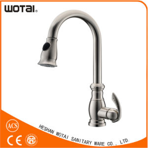New Design Pull out Kitchen Sink Tap pictures & photos