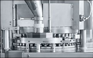 High Speed Rotary Tablet Press Machine for Lab pictures & photos