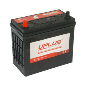 B24 N40 China Manufacturer Supply OEM 12V Mf Car Battery pictures & photos