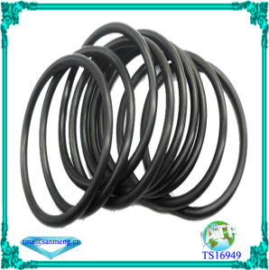 SBR NBR Cr EPDM Silicone Rubber O Ring pictures & photos
