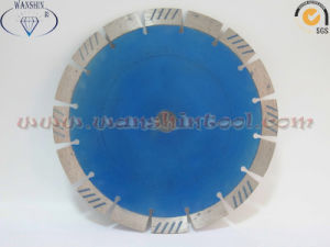230mm Diamond Saw Blade with 17mm Segment pictures & photos