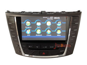 Car DVD GPS Navigation for Lexus IS250 IS300 IS350 (C8018LI)