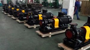 Horizontal Chemical Process Pump with Motor pictures & photos
