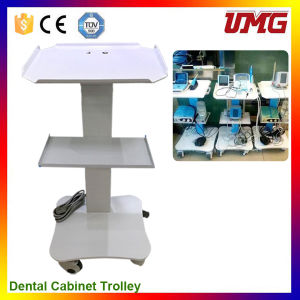 Dental Supply Mobile Treatment Cabinet pictures & photos