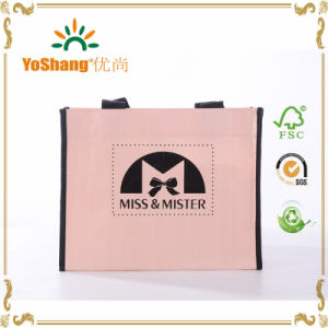 Reusable Laminated Eco PP Woven Bags for Shopping pictures & photos