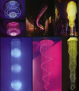 Plastic Optical Fiber Decoration Lights pictures & photos