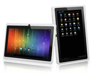 7 Inch WiFi Dual Core Camera Tablet PC M701