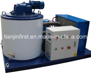 Commercial Range Flake Ice Machine for Fish Shrimp pictures & photos