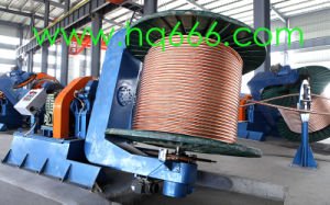 Cable Machine for Making Big Cable Wires