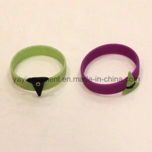 Campus Couple Silicone Bracelet (YY-04-025)