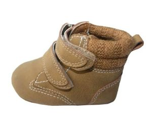 Genuine Leather Baby Boots Baby Shoes Ws17526 pictures & photos