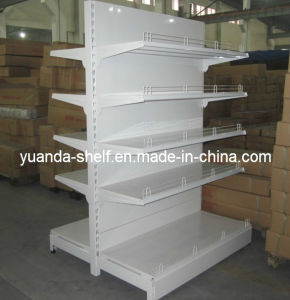 High Grade Steel Supermarket Display Goods Backplane Shelf pictures & photos