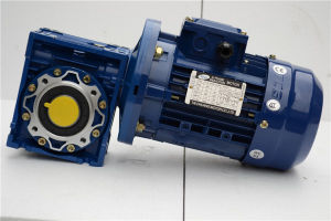 China right angle hollow shaft nmrv worm gear motor for Hollow shaft worm gear motor