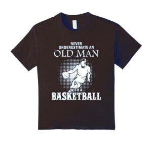 Black Color Basketball T Shirts on Hot Sell pictures & photos