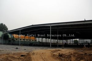 Light Steel Structure Workshop Sheds pictures & photos