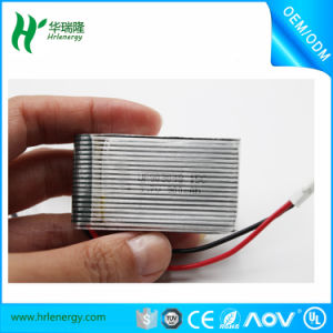 High Rate Discharge Li-ion Battery 15c 900mAh Model Airplane Lithium Rechargeable Battery pictures & photos