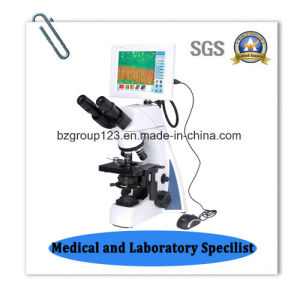 Tablet LCD Digital Research Microscope pictures & photos
