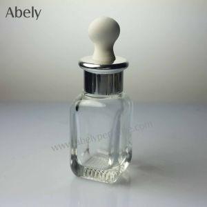 25ml Elegant Discount Portable Glass Oil Bottles pictures & photos