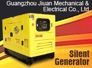 Diesel Generator Guangzhou Supplier pictures & photos