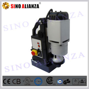 32mm Portable Magnetic Drill with Input Power 1600W and Max Magnetic Force 16000n
