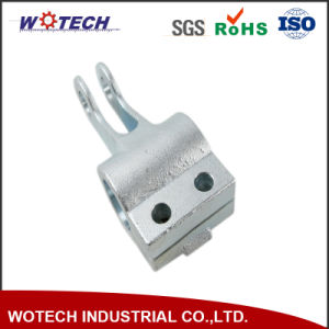 OEM Aluminum Sand Casting for Auto Parts with Machining
