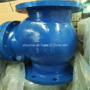 DIN 3202 F6 Pn16 Swing Check Valve pictures & photos