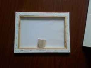 Wooden Frame Stretched Canvas, Painting Canvas pictures & photos