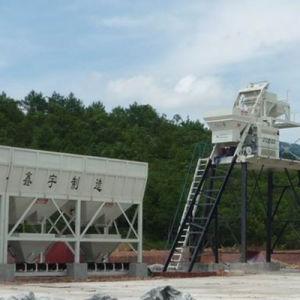 Concrete Mixing Plant Manufacturer Plant for Sale (Hzs75) pictures & photos