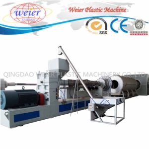 Plastic Extruder Machine Production Line for Thermal Insulation Pipe pictures & photos