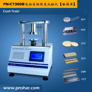 Automatic Paper Crush Analysis Tester pictures & photos