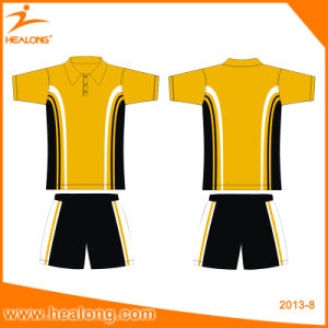 Healong Sublimated Custom Table Tennis Wear pictures & photos