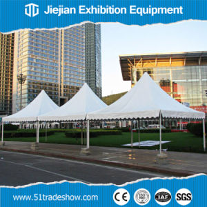5X5m Modular Mobile Small Pagoda Tent for Outdoor Exhibition pictures & photos