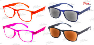 New Design Plastic Frames Eyewear Glasses