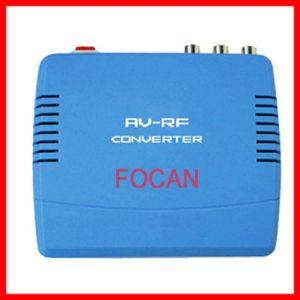 High Quality AV-RF Converter & AV to RF Converter & RF Modulator pictures & photos