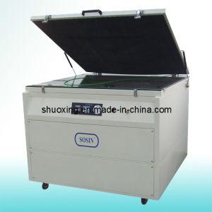 Vacuum High Precision Silk Screen Exposure Machine (SE-1414L) pictures & photos