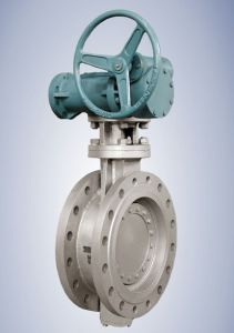 Flanged Butterfly Valve (D343H-16C) pictures & photos