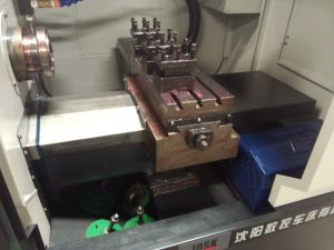 CNC Lathe Ck30 pictures & photos
