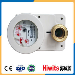 Cheap Price Brass Class B Small Type Digital Prepaid Water Meter pictures & photos