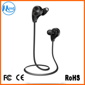 Bluetooth Headset Operation Voice Prompt Function Sports Wireless Earphone pictures & photos