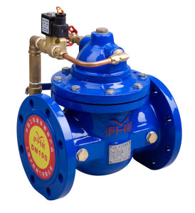 600X Electrical Control Valve